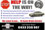 Mobile Brake Services